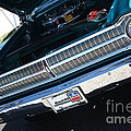 65 Plymouth Satellite Grill-8481 by Gary Gingrich Galleries