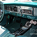 65 Plymouth Satellite Interior-8499 by Gary Gingrich Galleries