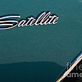 65 Plymouth Satellite Logo-8503 by Gary Gingrich Galleries