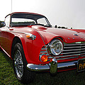 66 Tr4a by Bill Dutting