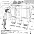New Yorker August 13th, 2007 by Danny Shanahan