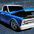 '68 Chevy Stepside by Victor Montgomery