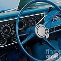 68 Chevy Truck Dash by Mark Dodd