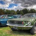 68' Mustang by Lee Nichols