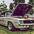 '69 Camaro by Jim Lepard