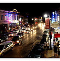6th Street Austin Texas by James Granberry