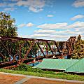 6th Street Bridge by Reid Callaway