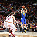 2015 Nba Finals - Game Six by Nathaniel S. Butler
