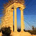 Apollo Sanctuary - Cyprus by Augusta Stylianou