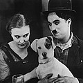Charlie Chaplin by Retro Images Archive