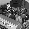 Chevrolet Engine by Jill Reger