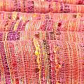 Colorful Cloth by Tom Gowanlock