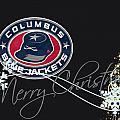 Columbus Blue Jackets by Joe Hamilton