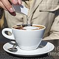 Cup Of Coffee by Mats Silvan