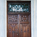 Distinctive Doors In Madrid Spain by Thomas Marchessault
