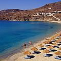 Elia Beach by George Atsametakis