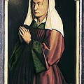 Eyck, Jan Van 1390-1441 Eyck, Hubert by Everett