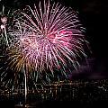 Fireworks by Derek Reichert