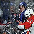 Florida Panthers V New York Islanders by Bruce Bennett