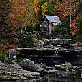 Glade Creek Grist Mill by Lj Lambert