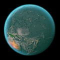 Global Tectonics by Karsten Schneider/science Photo Library