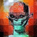 Halloween Mask by Rafael Salazar