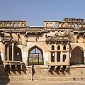 Hampi Temple by Carol Ailles