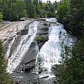 High Falls North Carolina by Charles Beeler
