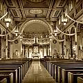 Holy Cross Catholic Church by Amanda Stadther