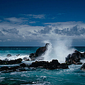 Hookipa Maui North Shore Hawaii by Sharon Mau