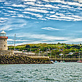 Howth Harbour by Phil Dimashq
