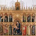 Italy, Marche, Pesaro Urbino, Urbino by Everett