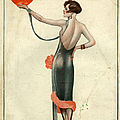 La Vie Parisienne  1925  1920s France by The Advertising Archives