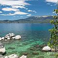 Lake Tahoe by Mariusz Blach