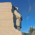 Martin Luther King Jr Memorial by Allen Beatty