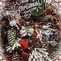 Merry Christmas by Lisa Hurylovich