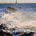 Morris Island Lighthouse by Mountains to the Sea Photo