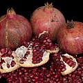 Pomegranates by Manolis Tsantakis