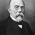 Robert Koch (1843-1910) by Granger