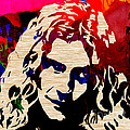 Robert Plant by Marvin Blaine