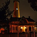 St Simons Island Lighthouse 2 by Kathryn Meyer