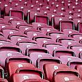 Stadium Seats by Frank Gaertner