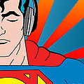 Superman  by Mark Ashkenazi