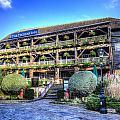 The Dickens Inn Pub London by David Pyatt