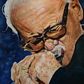 Toots Thielemans by Christian Carrette