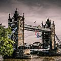 Tower Bridge London by Chris Smith