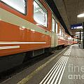 Train Station by Mats Silvan