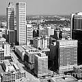 Tulsa Oklahoma Skyline by Bill Cobb