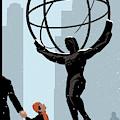 New Yorker December 20th, 2010 by Christoph Niemann