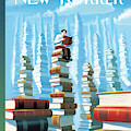 New Yorker November 6th, 2006 by Eric Drooker